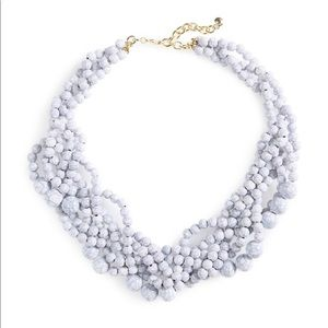BaubleBar Bubble Stream Collar Necklace